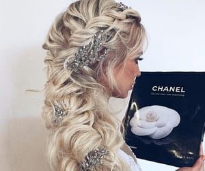 beauty, chanel, and hairstyle image