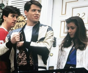 mia sara, ferris bueller's day off, and alan ruck image