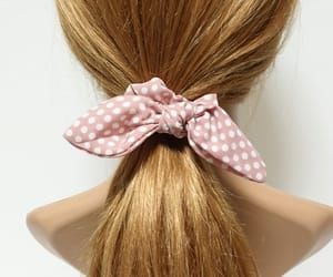 etsy, hair scrunchies, and woman scrunchies image