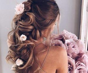 beauty, braids, and classy image