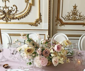 bloom, blush, and bouquet image