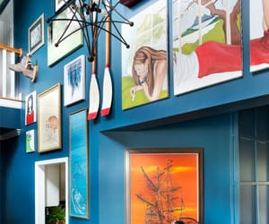 art, decorations, and picture frames image