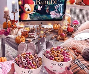 bambi, autumn, and disney image