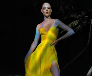Coco Rocha, Couture, and dress image