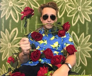 aesthetic, flowers, and smosh image
