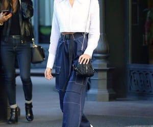 kaia gerber, fashion, and model image