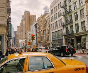 aesthetic, city, and nyc image