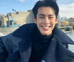 boy, meteor garden, and dylan wang image