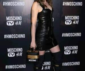 belinda, moda, and Moschino image
