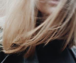 beautiful, hair, and light image