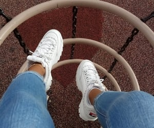 chunky shoes, fashion, and shoes image