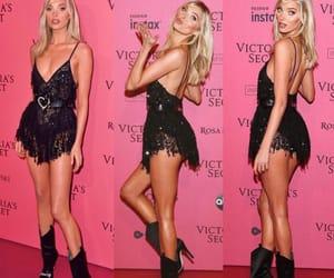 model, elsa hosk, and Victoria's Secret image