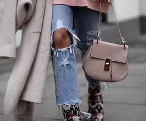 blogger, Isabel marant, and levis image