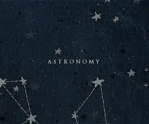 astronomy, stars, and gif image