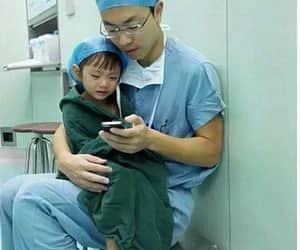 asians, green, and nursing image