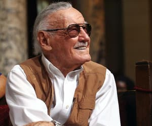stan lee, Marvel, and rip image