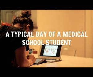 life, student, and video image