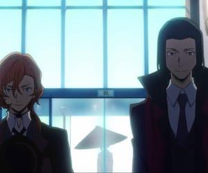 anime, mori, and anime boy image