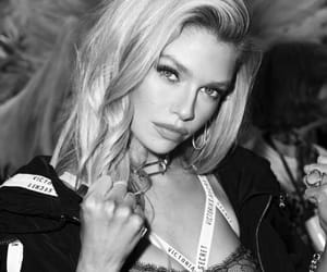 black and white, blonde, and stella maxwell image