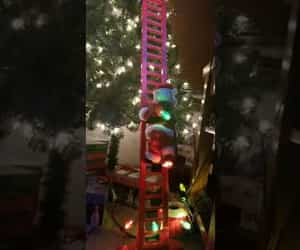 christmas, decorating, and video image