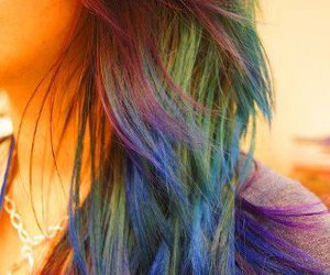 hair, colors, and color image