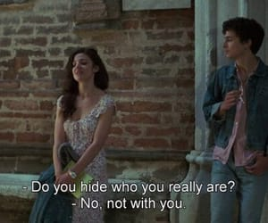 quotes, call me by your name, and words image