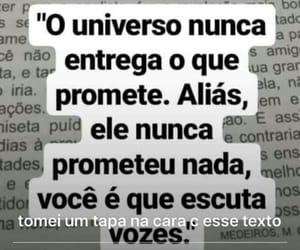 frase, português, and texto image