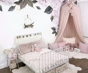 baby, bed, and bedroom image