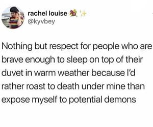 demons, relatable, and funny image