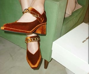 shoes, girl, and woman image