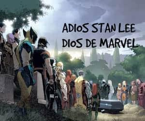 adios stan lee and adios al mejor superheroe image