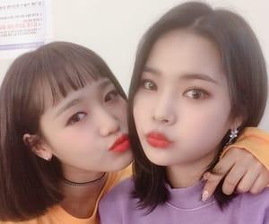 rina, yoojung, and weki meki image