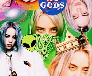 billie, Collage, and edit image