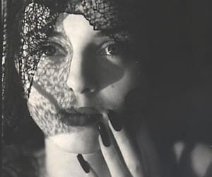 beauty, vintage, and woman image