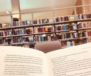 biblioteca, photography, and read image
