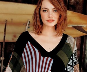 emma stone, spider man, and Marvel image