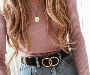 autumn, fashion, and jewelry image
