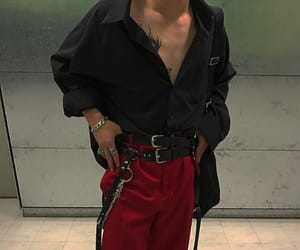 outfit, boy, and style image