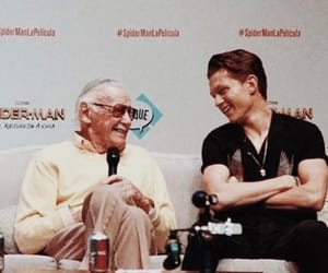 Marvel, rip, and stan lee image
