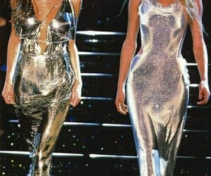 moda, mulher, and modelo image