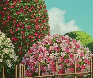 anime, movie, and nature image