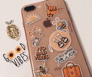 phone and stickers image