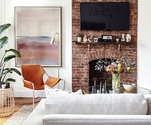 eclectic decor, brooklyn home tour, and new york apartment tour image