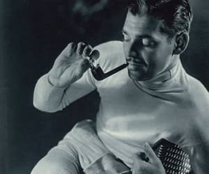 1934, clark gable, and old hollywood image