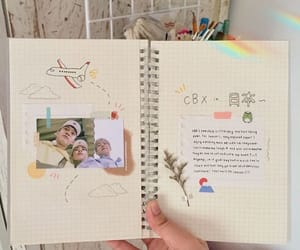aesthetic, exo, and journal image