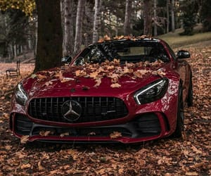 car, mercedes, and auto image