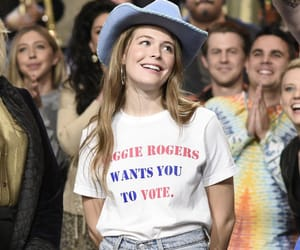 Cowgirl, election, and musician image