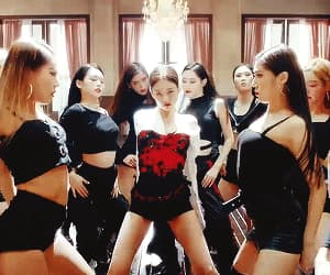 blink, jennie, and dance image