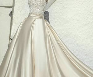 bride, wedding dress, and dreams image