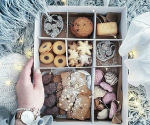 autumn, christmas, and Cookies image